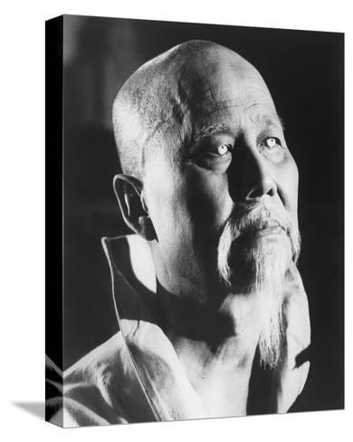 Keye Luke, Kung Fu (1972)--Stretched Canvas Print