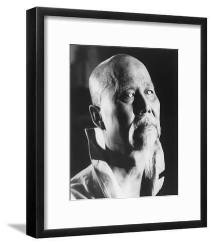 Keye Luke, Kung Fu (1972)--Framed Art Print