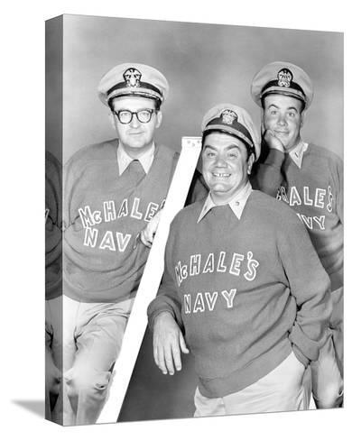 McHale's Navy (1962)--Stretched Canvas Print