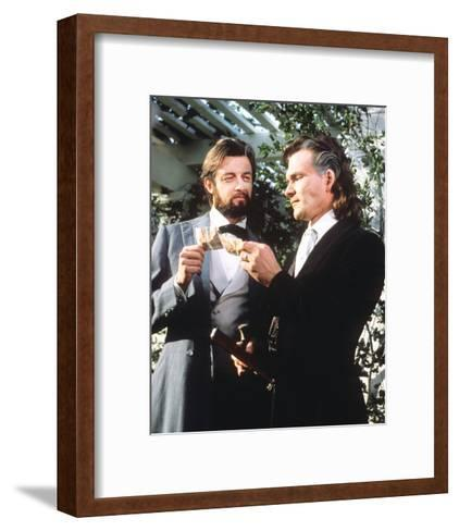 North and South (1985)--Framed Art Print