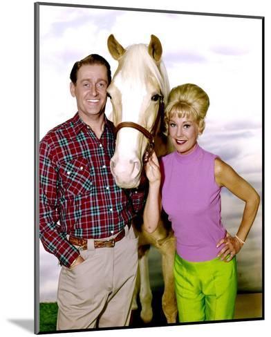 Mr. Ed--Mounted Photo