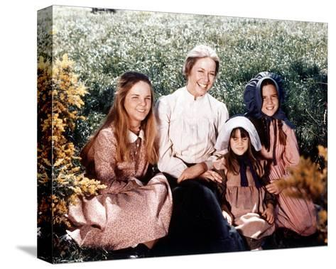 Little House on the Prairie (1974)--Stretched Canvas Print
