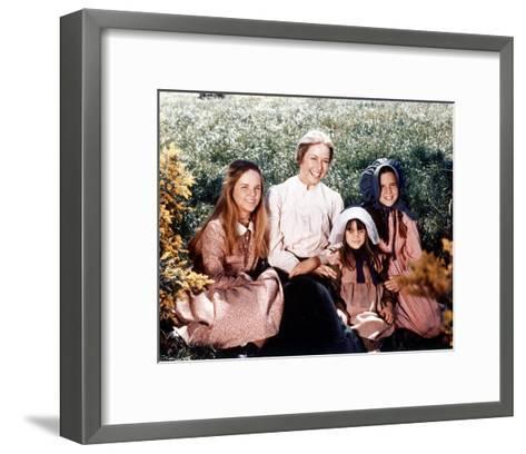 Little House on the Prairie (1974)--Framed Art Print
