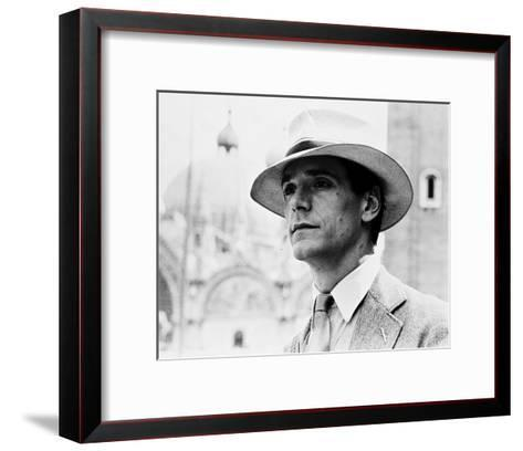Jeremy Irons, Brideshead Revisited (1982)--Framed Art Print
