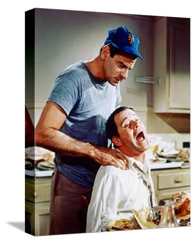 Jack Lemmon, The Odd Couple (1968)--Stretched Canvas Print