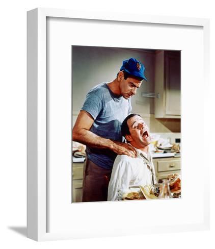 Jack Lemmon, The Odd Couple (1968)--Framed Art Print