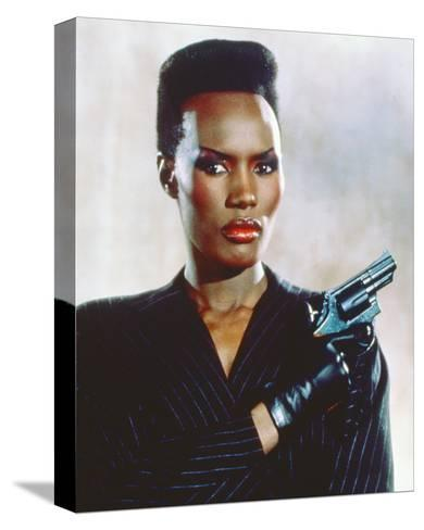Grace Jones, A View to a Kill (1985)--Stretched Canvas Print
