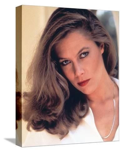 Kathleen Turner, Romancing the Stone (1984)--Stretched Canvas Print