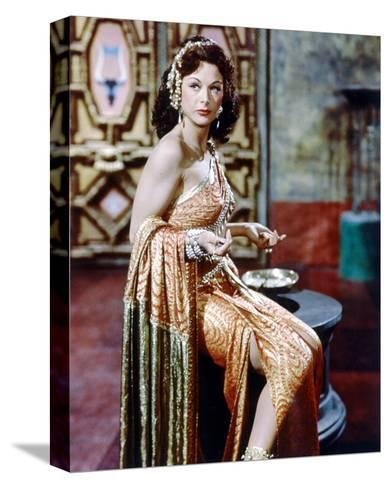 Hedy Lamarr, Samson and Delilah (1949)--Stretched Canvas Print