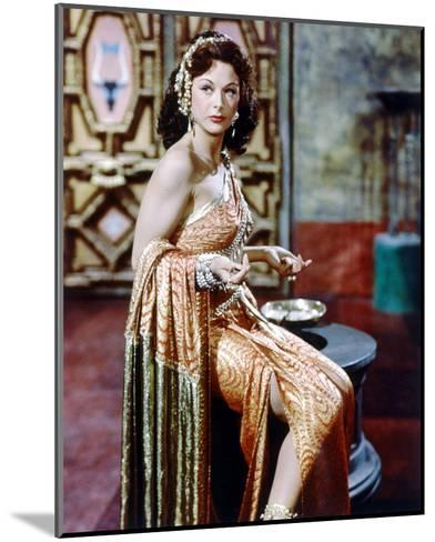 Hedy Lamarr, Samson and Delilah (1949)--Mounted Photo