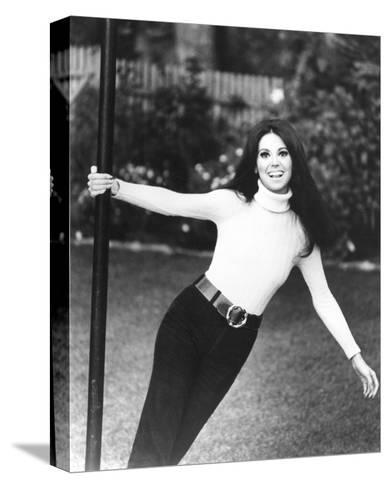 Marlo Thomas, That Girl (1966)--Stretched Canvas Print