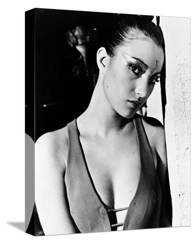 Jane Seymour, Live and Let Die (1973)--Stretched Canvas Print