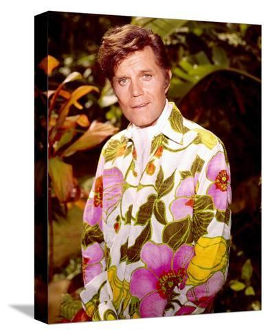 Jack Lord, Hawaii Five-O (1968)--Stretched Canvas Print