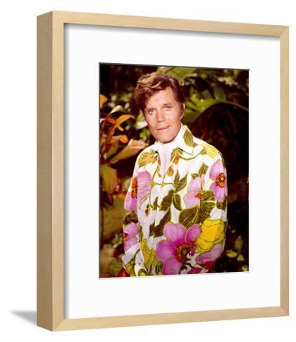 Jack Lord, Hawaii Five-O (1968)--Framed Art Print