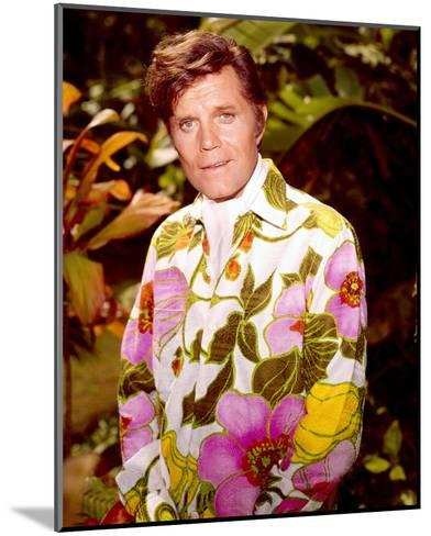 Jack Lord, Hawaii Five-O (1968)--Mounted Photo