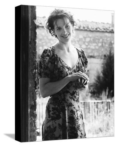 Juliette Binoche, The English Patient (1996)--Stretched Canvas Print