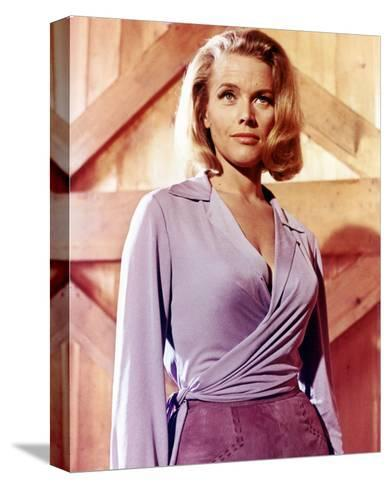 Honor Blackman, Goldfinger (1964)--Stretched Canvas Print