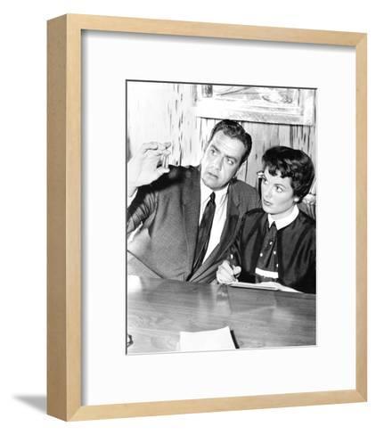 Perry Mason (1957)--Framed Art Print