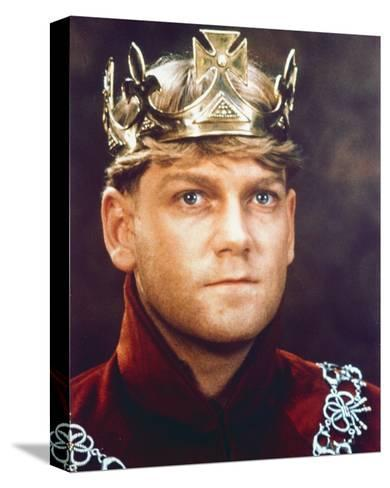 Henry V, Kenneth Branagh, 1989--Stretched Canvas Print