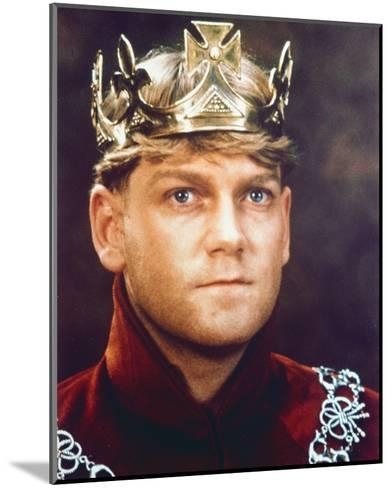 Henry V, Kenneth Branagh, 1989--Mounted Photo