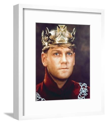 Henry V, Kenneth Branagh, 1989--Framed Art Print