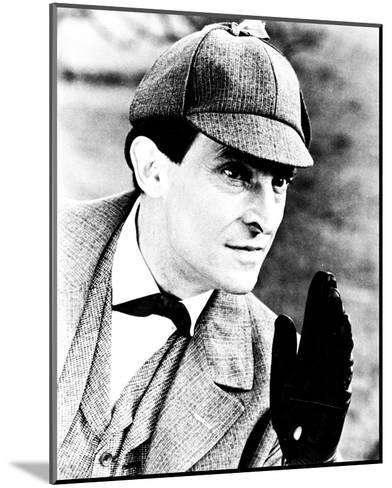 Jeremy Brett, The Adventures of Sherlock Holmes--Mounted Photo
