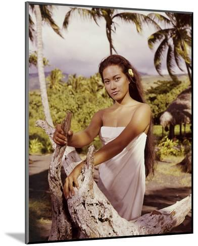 Tarita, Mutiny on the Bounty (1962)--Mounted Photo