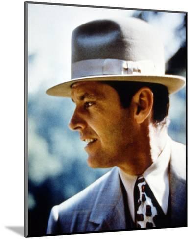 Jack Nicholson, Chinatown (1974)--Mounted Photo