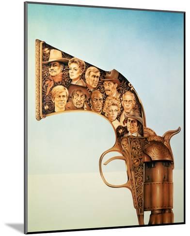 John Wayne, The Shootist (1976)--Mounted Photo