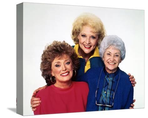 Estelle Getty, The Golden Girls (1985)--Stretched Canvas Print