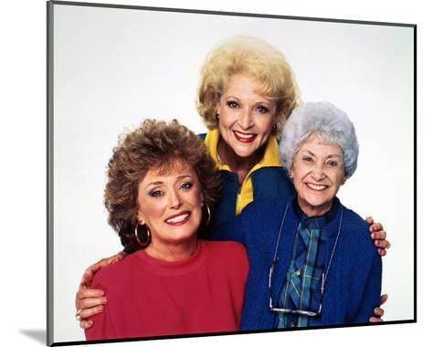 Estelle Getty, The Golden Girls (1985)--Mounted Photo