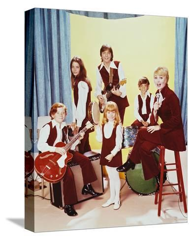 The Partridge Family (1970)--Stretched Canvas Print
