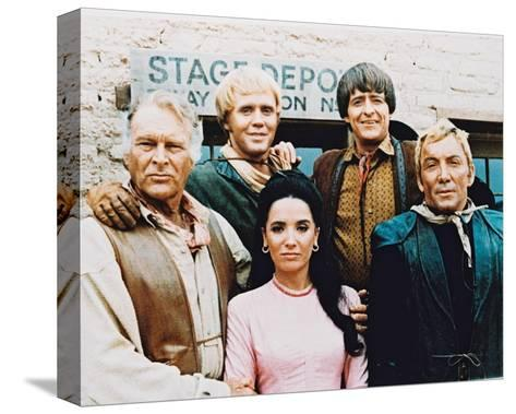 The High Chaparral--Stretched Canvas Print