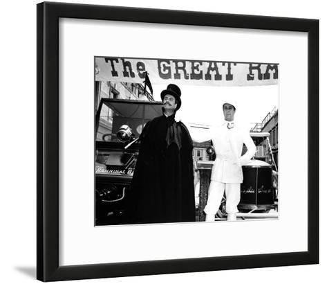 Tony Curtis, The Great Race (1965)--Framed Art Print
