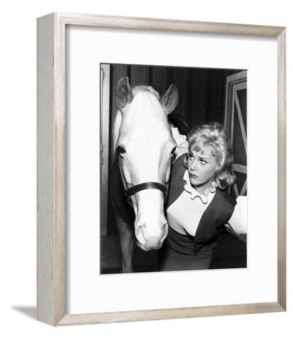 Connie Hines--Framed Art Print