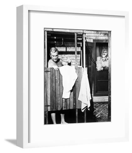 Eddie Albert, Green Acres (1965)--Framed Art Print
