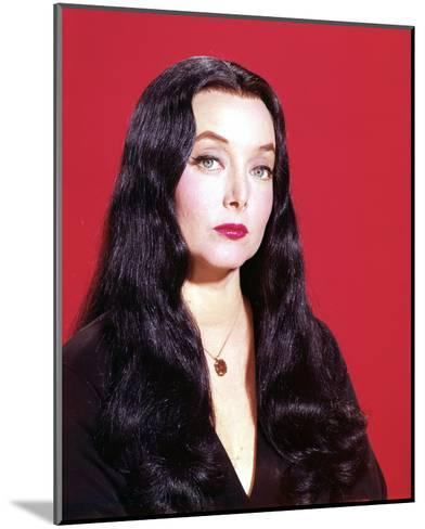Carolyn Jones, The Addams Family (1964)--Mounted Photo