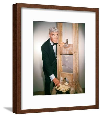 Ted Cassidy, The Addams Family (1964)--Framed Art Print