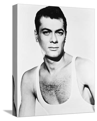Tony Curtis, Trapeze (1956)--Stretched Canvas Print