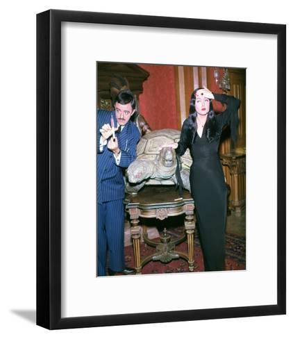 John Astin, The Addams Family (1964)--Framed Art Print