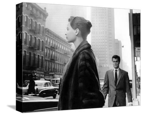 Tony Curtis, Sweet Smell of Success (1957)--Stretched Canvas Print