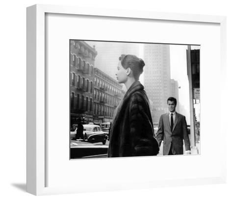 Tony Curtis, Sweet Smell of Success (1957)--Framed Art Print