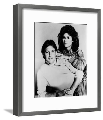 Scarecrow and Mrs. King--Framed Art Print