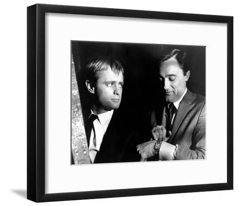 David McCallum, The Man from U.N.C.L.E. (1964)--Framed Art Print