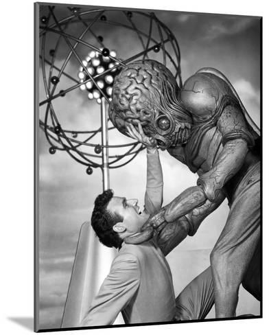Rex Reason, This Island Earth (1955)--Mounted Photo