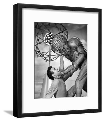Rex Reason, This Island Earth (1955)--Framed Art Print
