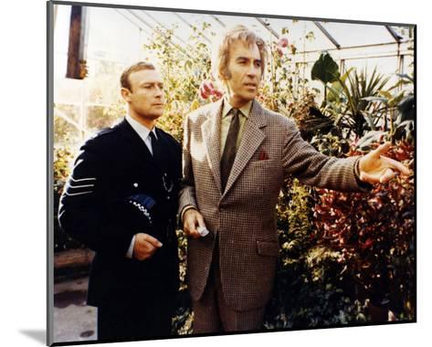 Edward Woodward, The Wicker Man (1973)--Mounted Photo