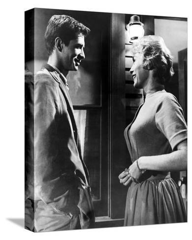Janet Leigh, Psycho (1960)--Stretched Canvas Print