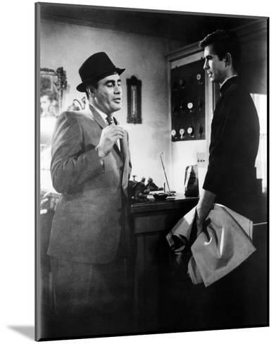 Anthony Perkins, Psycho (1960)--Mounted Photo