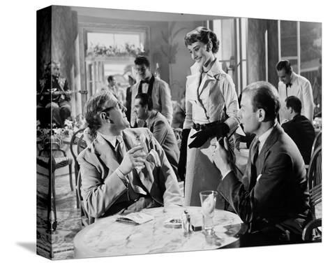 The Lavender Hill Mob--Stretched Canvas Print